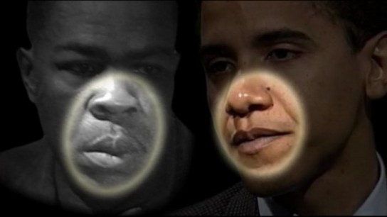 Obamas-nose-and-marth-compared-to-Frank-Marshall-Davis