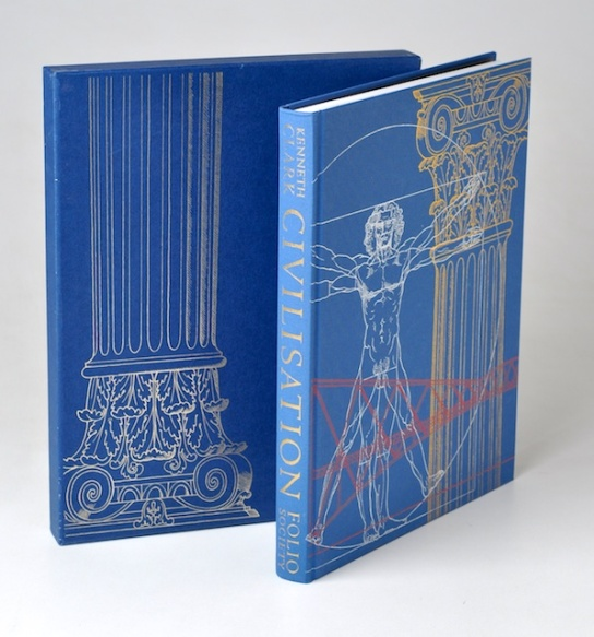 Civilisation by Kenneth Clark - Folio Society