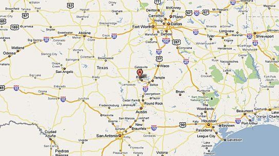 fort-hood-texas-map