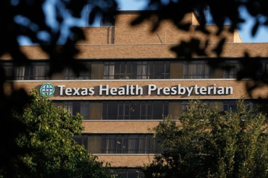 Texas-Hospital-Patient-Confirmed