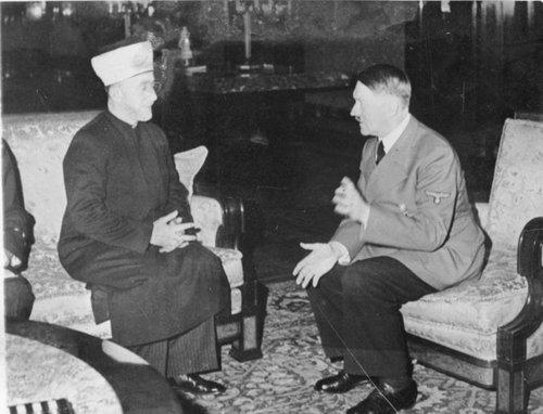 Hitler y Husseini 2