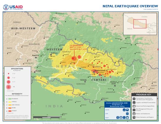 04.25.15-USAID-DCHANepalEarthquakeMap