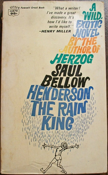 paperback henderson the rain king