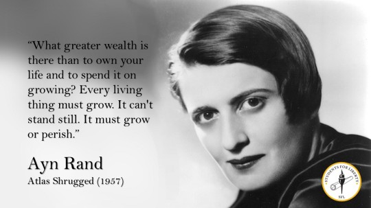 Fairy Tales for Adults  It s Time to Outgrow Ayn Rand and  Atlas