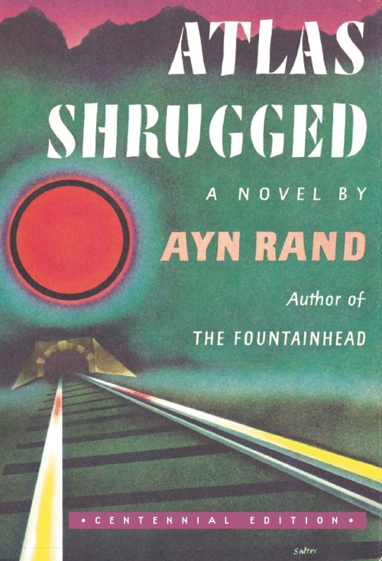 I'm entering this essay contest over Ayn Rand's The Fountainhead?