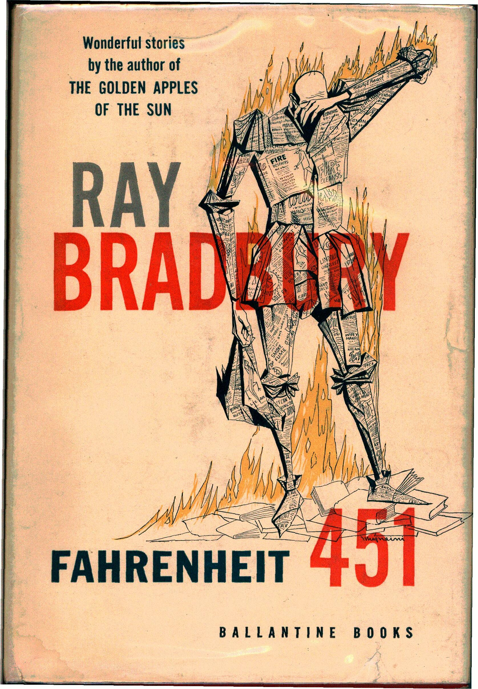 Fahrenheit 451 essay on how it ties into our world?