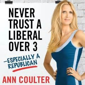 never trust a liberal