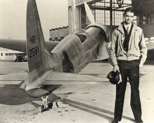HughesH1RacerPlane1932