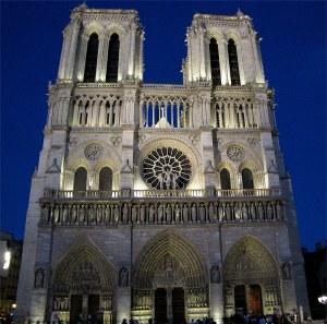 Cathedral-Notre-Dame-de-Paris