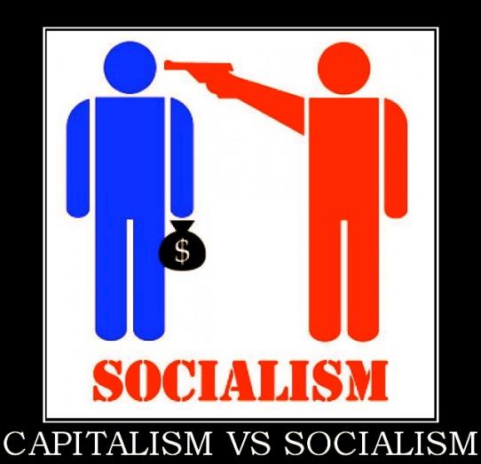 Capitalism vs socialism essays
