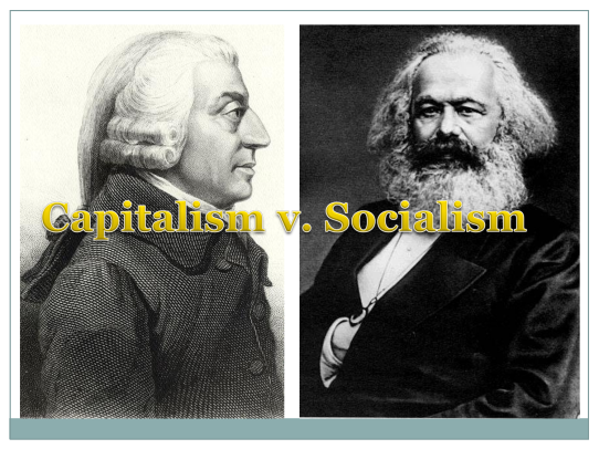 human competition according adam smith and karl marx Karl marx wrote a lot about david ricardo's economics here is some of what he had to say in theories of surplus value:  ricardo starts out from the determination of the relative va1ues (or exchangeable values) of commodities by the quantity of labour.