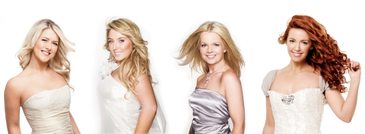 The all-female musical ensemble Celtic Woman will perform April 21, 2012 at Keller Auditorium in Portland.