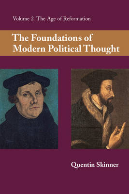 the foundation of modern political thought
