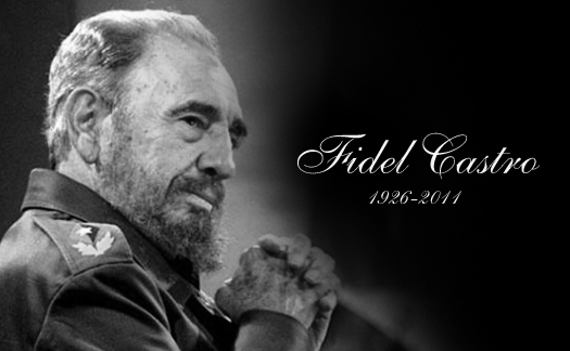 Image result for FIDEL castro dead
