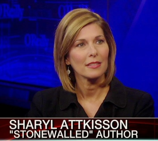 Image result for Sharyl Attkisson -- Stonewalled